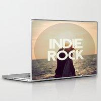 indie Laptop & iPad Skins featuring Indie Rock by El Rock Es Cultura