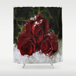 Huddle Up Shower Curtain