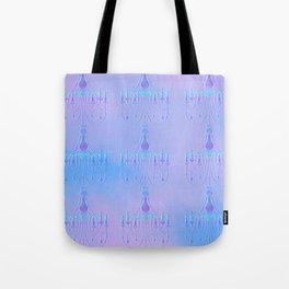 Embossed Chandelier Tote Bag