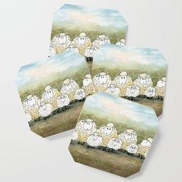 Lambinated Coaster