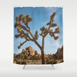 Joshua Tree National Park II Shower Curtain