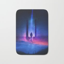 The End of Eternity Bath Mat