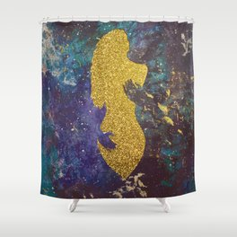 Love Your Light Shower Curtain