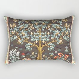 "William Morris ""Tree of life"" 1. Rectangular Pillow"