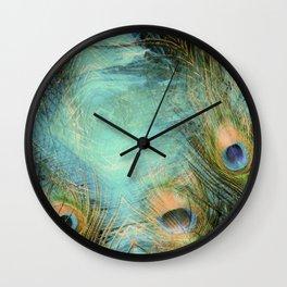 Fantasy Eyes Wall Clock