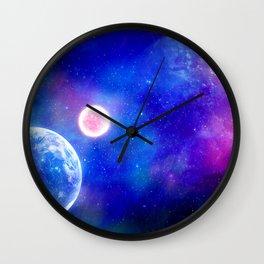 Infinitum Wall Clock