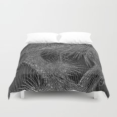 Joshua Tree Plata by CREYES Duvet Cover