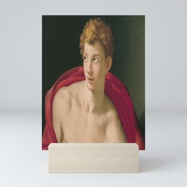 Bronzino - Saint Sebastian Mini Art Print