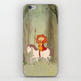 Boudica iPhone Skin