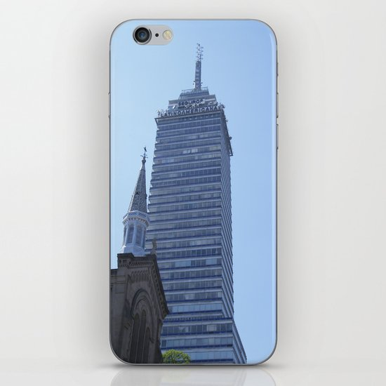 Two Towers iPhone & iPod Skin