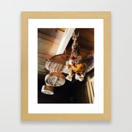 Country Living Framed Art Print