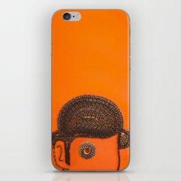 002: Clockwork Orange - 100 Hoopties iPhone Skin