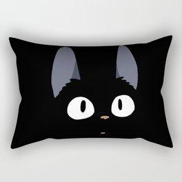 Jiji the Cat!  Rectangular Pillow