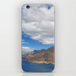 Skyline Queenstown 2 iPhone Skin