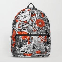 Sixth Mix Black Backpack
