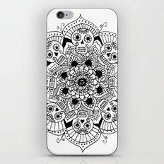 mandalavera iPhone & iPod Skin