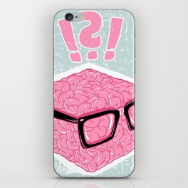 Brainbox iPhone Skin