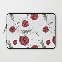 Roses pattern Laptop Sleeve