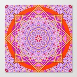 Temple Bell Vibrations Canvas Print