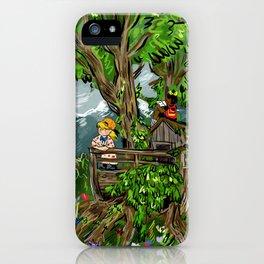 Little Explorers iPhone Case