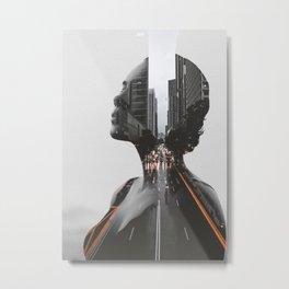 City 2 Metal Print