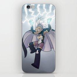Storm iPhone Skin