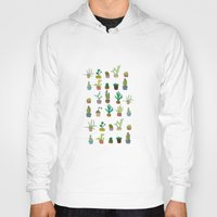 coachella Hoodies featuring Cactus by stylishbunny