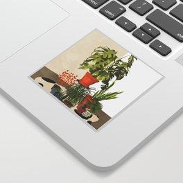 Plant Pots Sticker