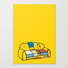 RESERVED Canvas Print