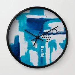 Get Happy Wall Clock