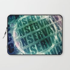 Conservative Words Laptop Sleeve