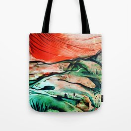 RiverDelta Tote Bag