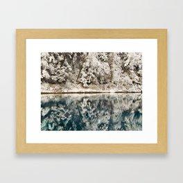 Icing Sugar Framed Art Print