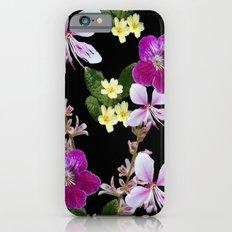 FLOWERED PHOTO DESIGN iPhone 6s Slim Case