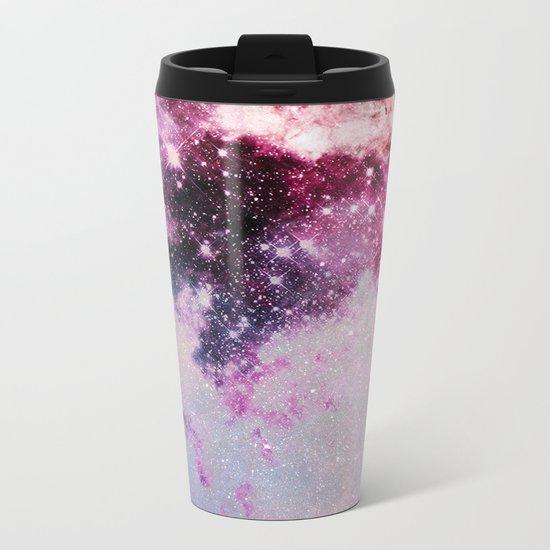 Galaxy Metal Travel Mug