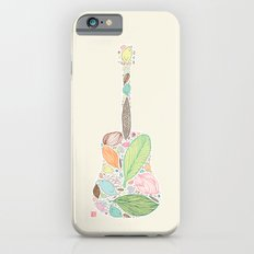 Let your Guitar Sing Slim Case iPhone 6s