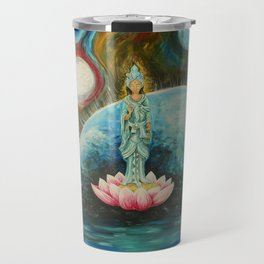 Quan Yin Travel Mug