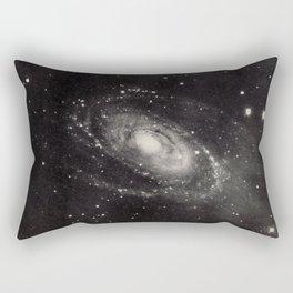 Nebula M81 Ursa Major Rectangular Pillow