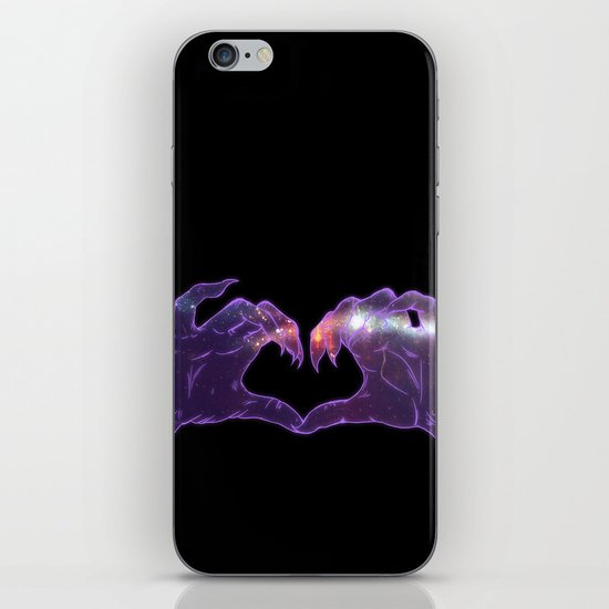 Don't Hate Me Cause You Ain't Me iPhone & iPod Skin