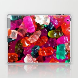 Yummy Gummies Laptop & iPad Skin