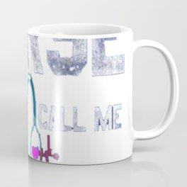 Mens My Favorite Nurse Calls Me Dad gift T Shirt for love Coffee Mug