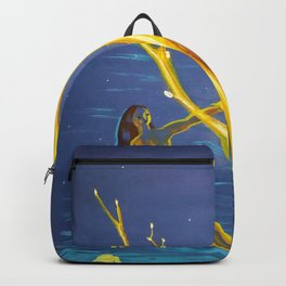 The golden branch Backpack