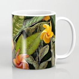 Hawaiian Plumeria at First Light Coffee Mug