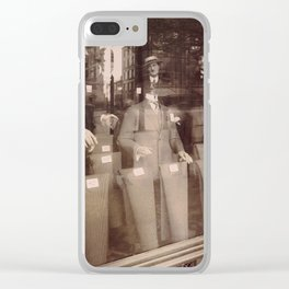 Eugène Atget - Avenue des Gobelins Clear iPhone Case