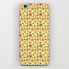 Fresh Floral iPhone Skin