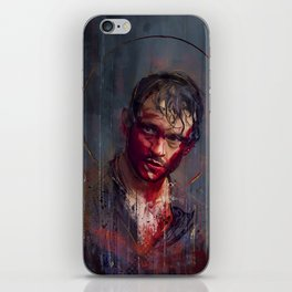 Sanguigno iPhone Skin