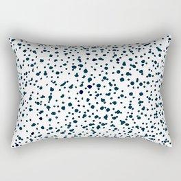 dalmatian print Rectangular Pillow