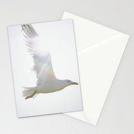 contrarrestar la oscuridad con luz tal vez funcione Stationery Cards