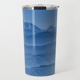 Blue Hima-layers Travel Mug