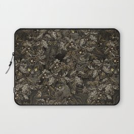 Fit In (autumn night colors) Laptop Sleeve